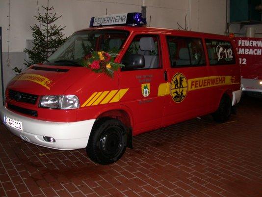 Mannschafts Transportwagen CB