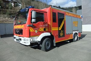 Löschgruppenfahrzeug CB. LF 10